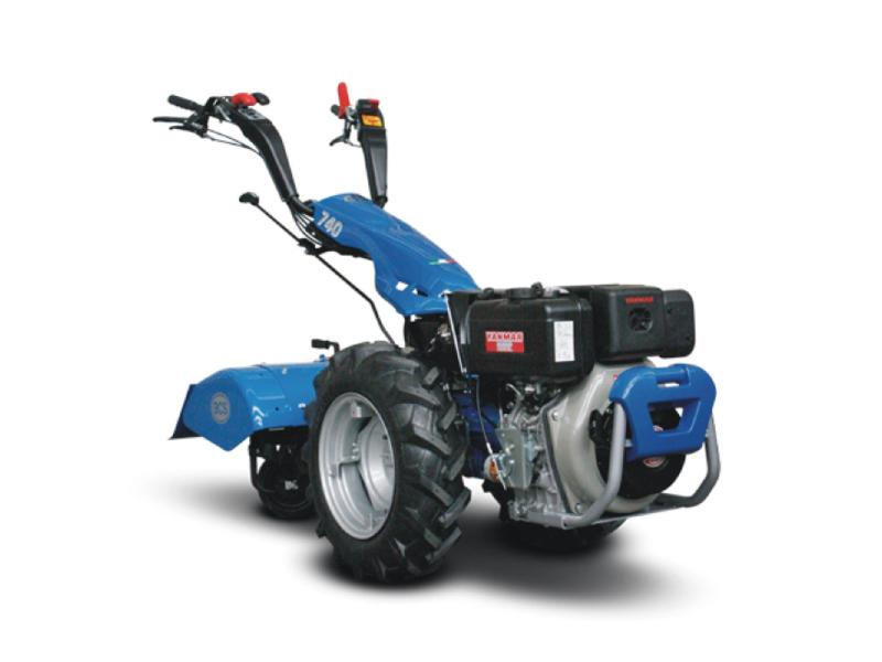 Motocultores BCS  740 POWERSAFE AM