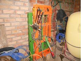 Otros carretilla hidraulica Niubo