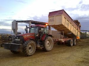 Venta de Remolques agrícolas Gili 21-24tm usados