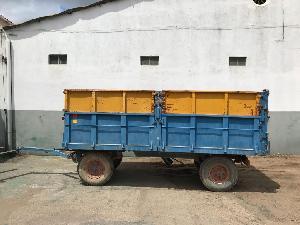 Comprar online Remolques agrícolas Desconocida san jose de segunda mano