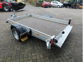 Remolques para vehículos HKT 123515 S Absenk-Anhänger Humbaur