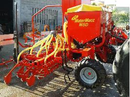 Sembradoras de hierba MSD 300 MATERMACC
