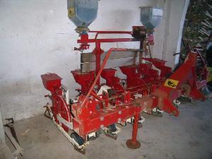 Ofertas Sembradoras en línea mecánica Gilles b-6 De Ocasión