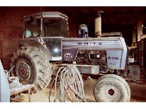 Ofertas Tractores Antiguos White 2-135 De Ocasión