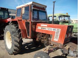 Tractores agrícolas 80-66 VAA Fiat / Fiatagri