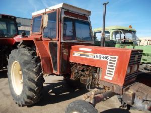 Ofertas Tractores agrícolas Fiat / Fiatagri 80-66 vaa De Ocasión