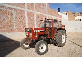 Tractores agrícolas 70-66 Fiat / Fiatagri