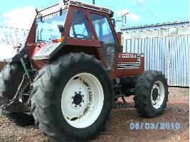 Tractores agrícolas 130 - 90 Fiat / Fiatagri
