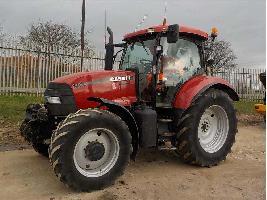 Tractores agrícolas Maxxum 140 Case