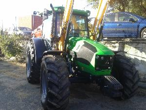 Ofertas Tractores agrícolas Deutz-Fahr 5115 4.g De Ocasión
