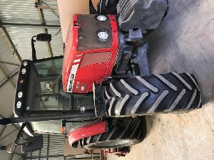 Comprar online Tractores agrícolas Massey Ferguson mf 5544  4 rm - cabina de segunda mano