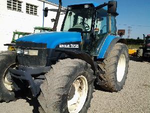 Venta de Tractores agrícolas New Holland tm135 usados