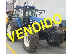 Venta de Tractores agrícolas New Holland tm190 usados