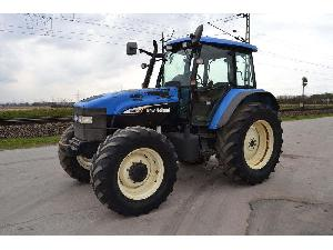 Comprar online Tractores agrícolas New Holland tm120 de segunda mano
