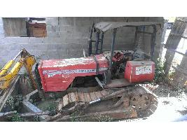 Tractores de cadenas  Massey Ferguson