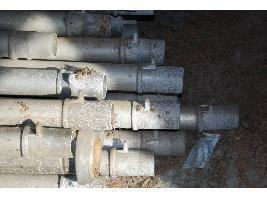 Tuberías aluminio  Desconocida