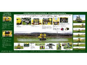 Comprar online Sulfatadoras BRUPER equipo hidraúlico 1500l de segunda mano