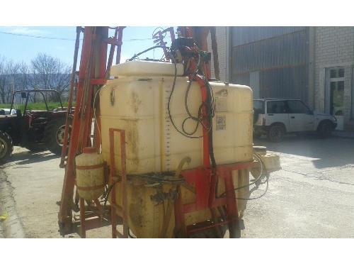 Herbicides Bars 1500