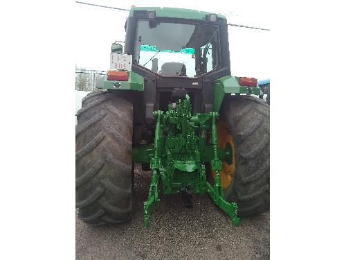 Tracteurs agricoles John Deere  6910