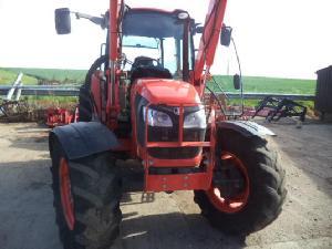 Venta de Tractores agrícolas Kubota m9960 usados