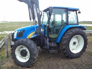 Comprar online Tractores agrícolas New Holland t5030 de segunda mano