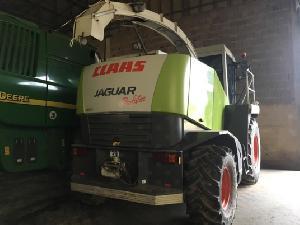 Récolte de fourrage Claas JAGUAR 850 ALLRAD