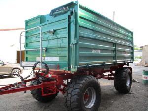 Comprar online Remolques agrícolas Lomma zdk 1802 uni de segunda mano
