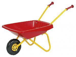 Tractores de juguete Valtra  TRACTOR INFANTIL JUGUETE A PEDALES CON REMOLQUE