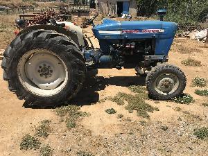 Venta de Tractores agrícolas Ford 4000 usados