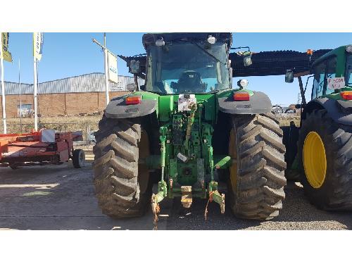 Tractores agrícolas John Deere 7830