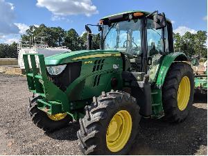 Comprar online Tractores agrícolas John Deere 6125m de segunda mano