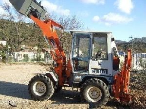 Ofertas Miniexcavadoras Kubota r510 De Ocasión