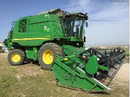 Cosechadoras de cereales W650 John Deere