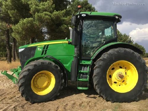 Tractors John Deere 7200R