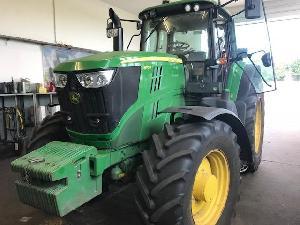 Venta de Tractores agrícolas John Deere 6175m usados
