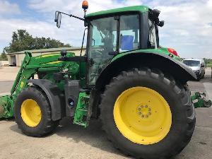Comprar online Tractores agrícolas John Deere 6130m de segunda mano