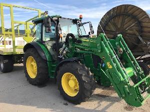 Ofertas Tractores agrícolas John Deere 5125r De Ocasión