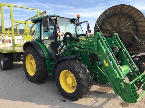 Tractores agrícolas John Deere 5125R