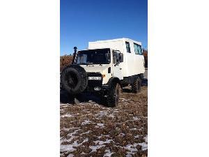 Verkauf von Trucks Mercedes-Benz unimog u1300l37 gebrauchten Landmaschinen