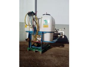 Verkauf von Pflanzenschutzspritzen Ley pulverizador gebrauchten Landmaschinen