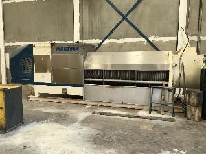 Verkauf von Weinpresse Marzola  prensa continua gebrauchten Landmaschinen
