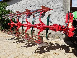 Verkauf von Gezeichnet Pflüge Vogel Noot xms 950 gebrauchten Landmaschinen
