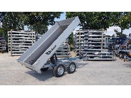 Remolques Basculantes Remolque nuevo basculante hidraulico  CHEVAL