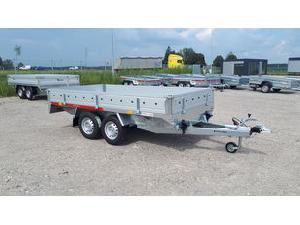 Verkauf von Remolques Multifunción Tema remolque nuevo transporter 3217/2c gebrauchten Landmaschinen