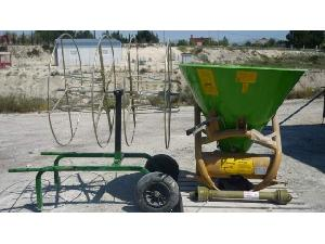 Angebote Düngerstreuer Locator Solano Horizonte p400 gebraucht