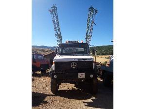 Verkauf von Zubehör für den Pflanzenschutz Mercedes Benz unimog u1600 gebrauchten Landmaschinen