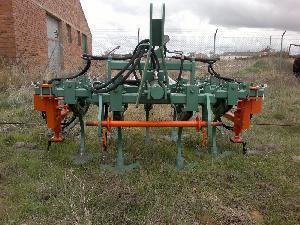 Verkauf von Meißel Pflüge (Grubber) RUIZ GARCIA J&J cultivador con intercepa mixto gebrauchten Landmaschinen