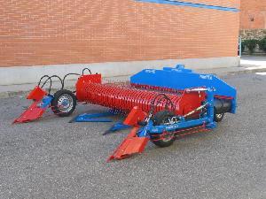 Verkauf von Digging Hülsenfrüchte FUERTES faa gebrauchten Landmaschinen