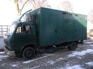 Verkauf von Trucks MAN 8.136f gebrauchten Landmaschinen