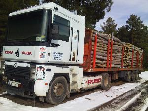 Verkauf von Trucks Renault 430 gebrauchten Landmaschinen